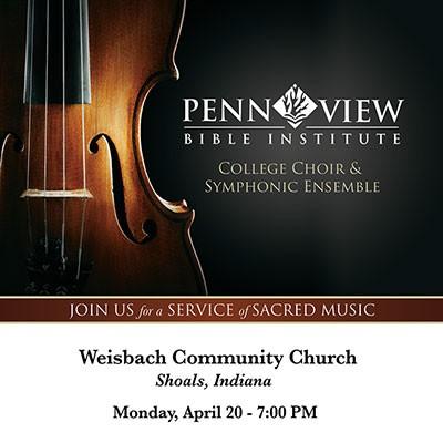 PVBI Choir Poster