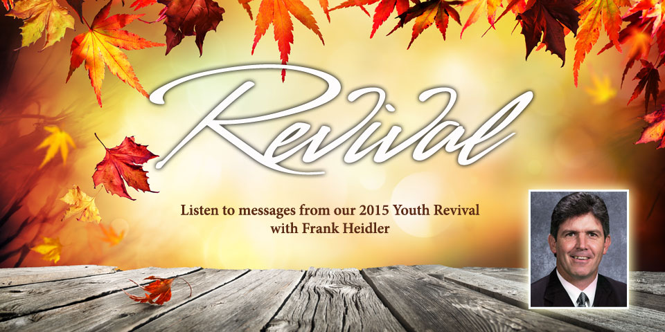 Youth Revival Messages