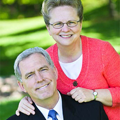 Darrell & Regina Stetler