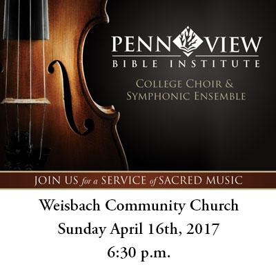 Penn View Choir and Symphonic Ensemble